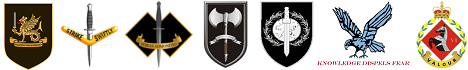 SOCOMD Units covered by the CWT