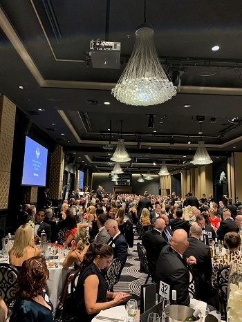 CWT Black Tie Dinner Friday 19th March 2021